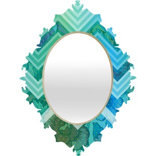 East Urban Home Baroque Accent Mirror
