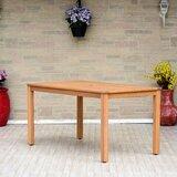 Cyr Eucalyptus Dining Table