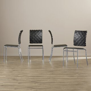 Ardoin Side Chair (Set of 4) by Mercury Row SKU:EB683631 Purchase