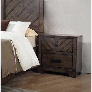 Check Prices Ritter Nightstand by Gracie Oaks