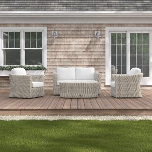 Dulce 4 Seater Rattan Sofa Set By Zipcode Design