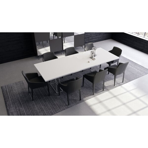 Modern Contemporary Dining Table Seats 12 Allmodern