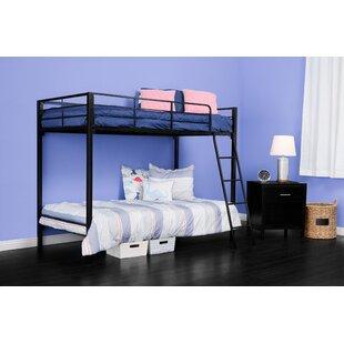 Zinus Twin Over Twin Bunk Bed