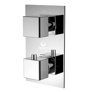 Nezza Thermostatic Shower Faucet