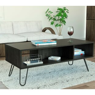 Dejon Coffee Table with Storage