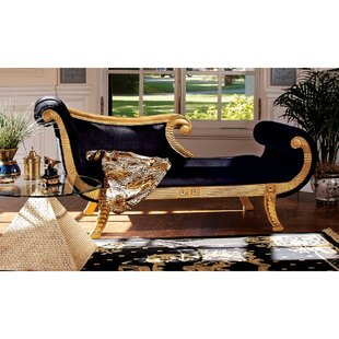 Cleopatra Neoclassica Chaise Lounge