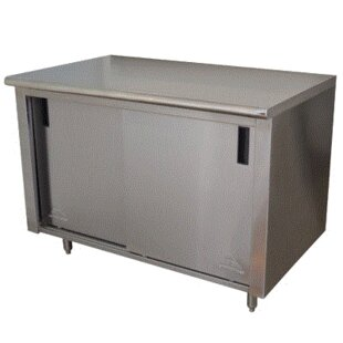 2 Door Storage Cabinet by Advance Tabco Best Choices