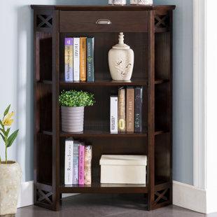 Longshore Tides Chesnut Corner unit Bookcase