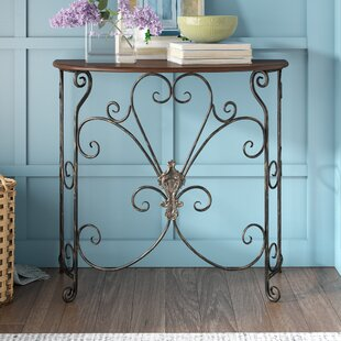 Where buy  Barthes Console Table By Lark Manor