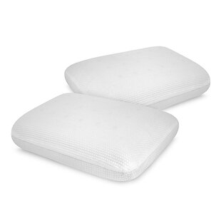 Girouard Classic Comfort Memory Foam Bed Pillow (Set of 2)