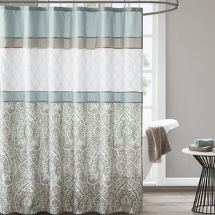 Reviews Keller Shower Curtain By Charlton Home