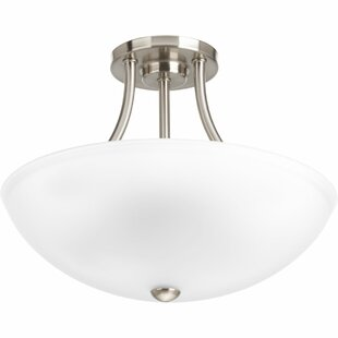 Chauvin 2-Light Semi-Flush Mou..