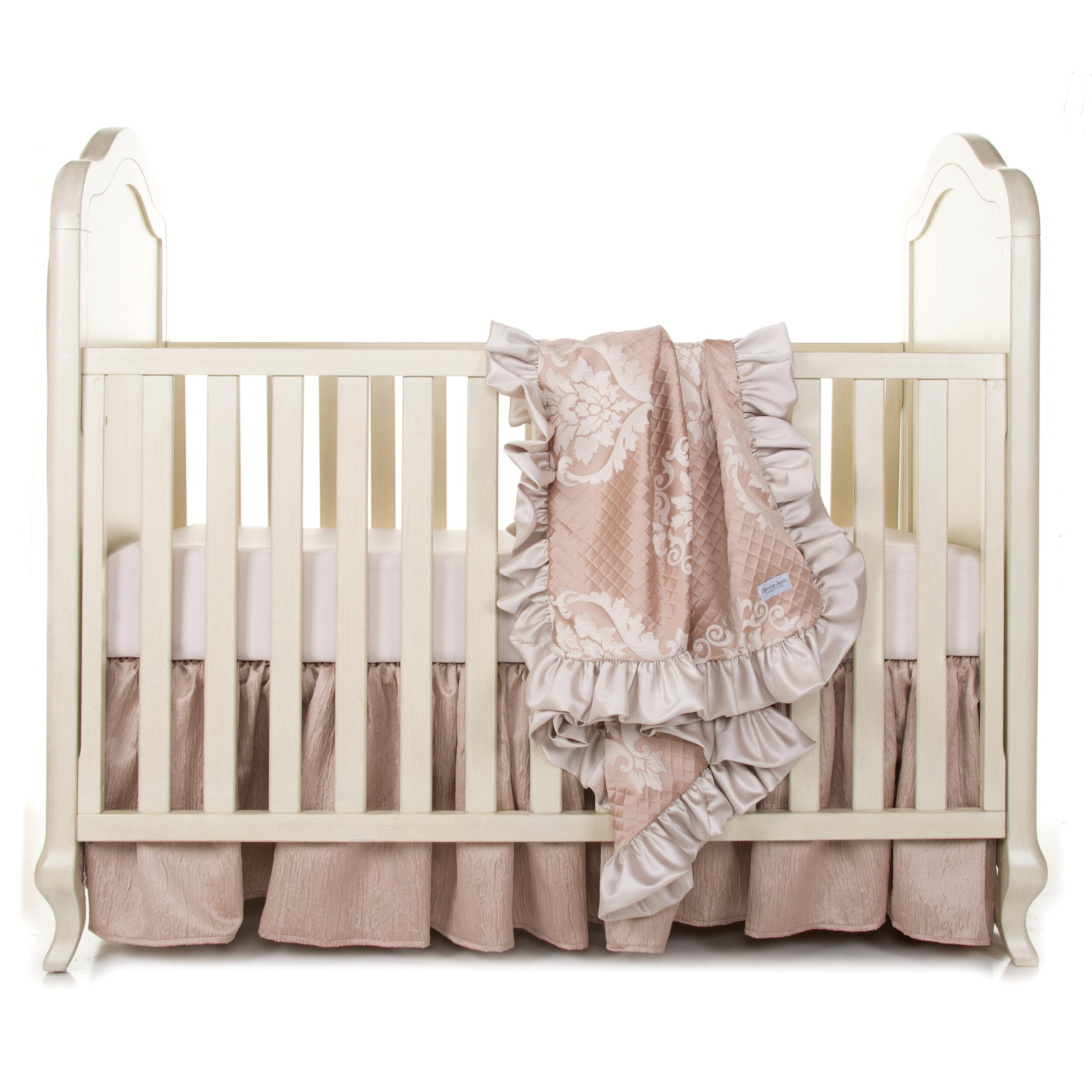 Zoomie Kids Hollander 3 Piece Crib Bedding Set Reviews Wayfair