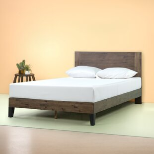 Best Price Kira Platform Bed by Union Rustic Reviews (2019) & Buyer's Guide