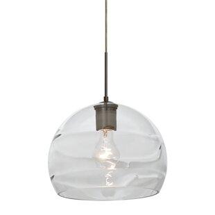 Besa Lighting Spirit 1-Light Cord Globe Pendant