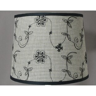 12 Linen Drum Lamp Shade