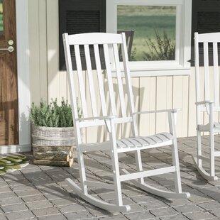 Elda Rocking Chair August Grove Cheap