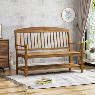 Barnwood Farmhouse Bench | Wayfair