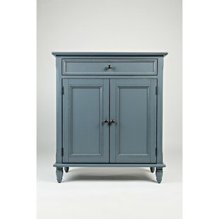 Munk Wooden 2 Door Accent Cabinet by Gracie Oaks