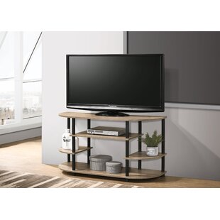 Reviews Cheeks TV Stand for TVs up to 43 by Williston Forge Reviews (2019) & Buyer's Guide