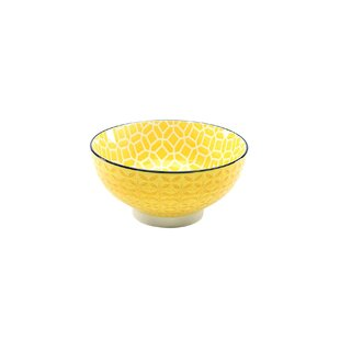 Mediterranean Cereal Bowl (Set Of 4) By Creatable