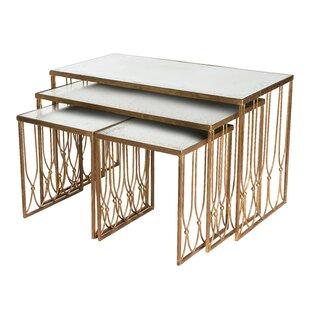 Aidan Gray Grubb 4 Piece Nesting Tables