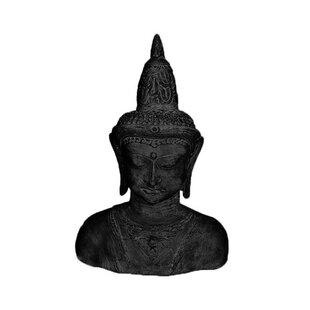Amedeo Design ResinStone Buddha Bust Statue