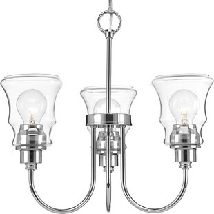 Himes 3-Light Semi Flush Mount..