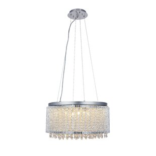 House of Hampton Downes 12-Light Pendant