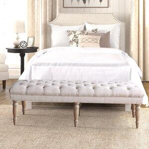 Bedroom Benches Youu0027ll Love   Wayfair