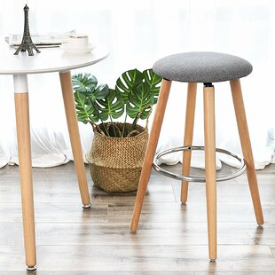 Whiten 28 Bar Stool (Set of 2) by Ebern Designs