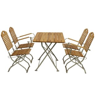 Review Plum 4 Seater Dining Set