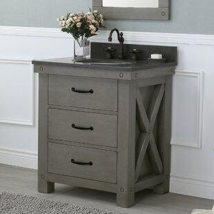 Jessen 30 Single Bathroom Vanity Set