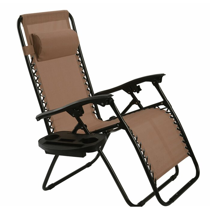 Excellent Kempst Zero Gravity Reclining Sun Lounger Set Machost Co Dining Chair Design Ideas Machostcouk
