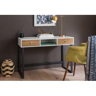 Wrought Studio Demps Modern 2-Tone Writin..