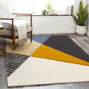 Modern Black White Area Rugs Allmodern