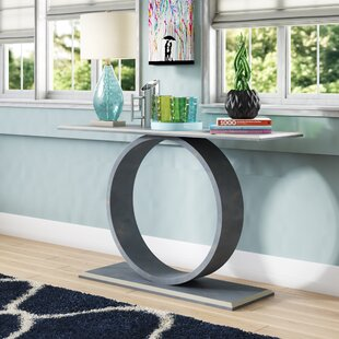 Wade Logan Canard Console Table