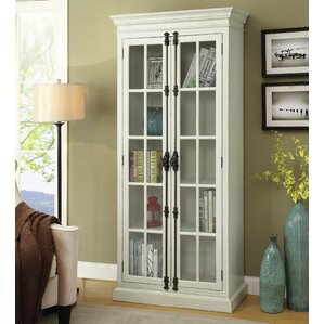 Sharpe Curio Cabinet by Darby Home Co