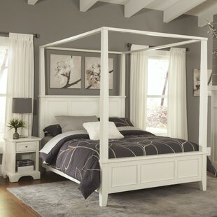 Lafferty Canopy 2 Piece Bedroom Set & Canopy King Bedroom Sets Youu0027ll Love | Wayfair