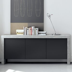 Juniper 3 Door Sideboard by Wade Logan