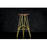 Madison Bar & Counter Stool by Tronk Design