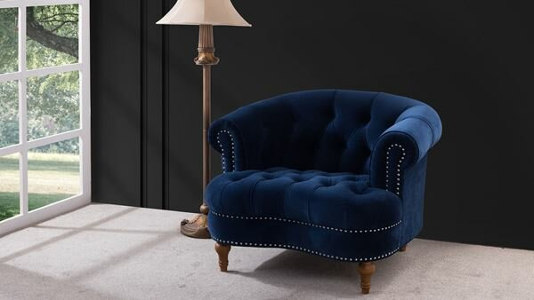 Ballinger Tufted Chair And A Half