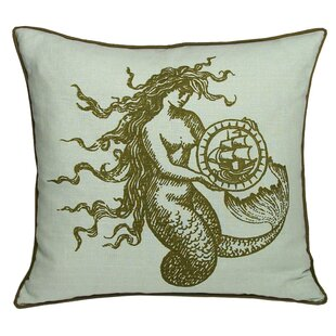 Top Mermaid Pillow | Wayfair VD71