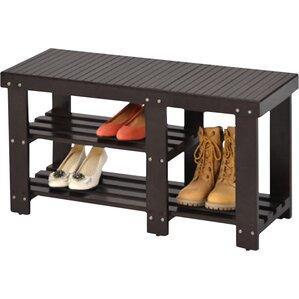 3tier 7 pair shoe rack