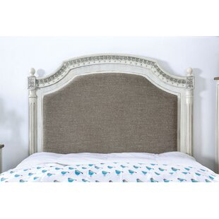 Mccormack Upholstered Panel Bed