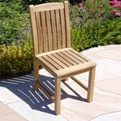 Teakwood Patio Dining Chair