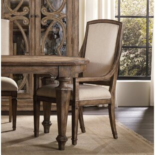 Solana Upholstered Dining Chair (Set of 2) Hooker Furniture