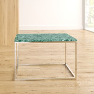 Tomlin Marble Coffee Table By Brayden Studio