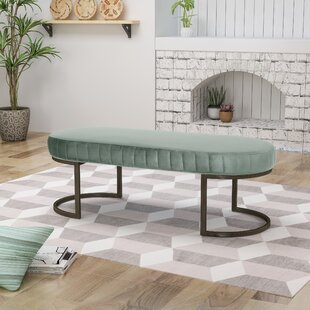 Mercer41 Pederson Upholstered Bench