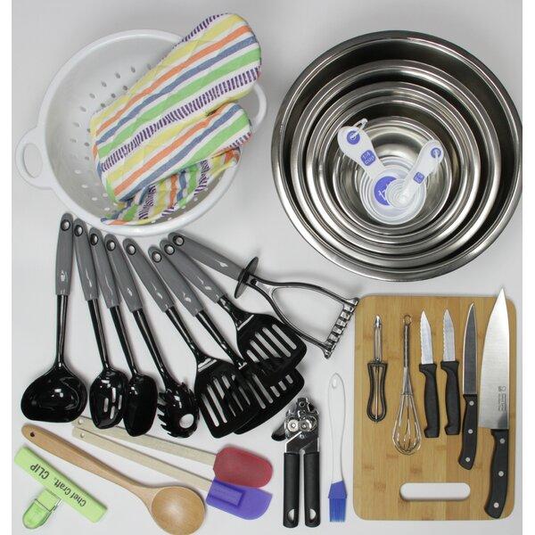 elegant kitchen starter set 80 piece kitchen starter set cou